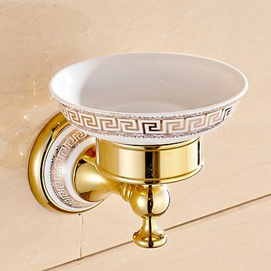 비누 케이스 & 홀더 콘템포라리 놋쇠 1개 - 호텔 목욕