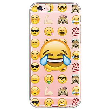 제품 아이폰6케이스 아이폰6플러스 케이스 케이스 커버 울트라 씬 투명 패턴 뒷면 커버 케이스 타일 소프트 TPU 용 Apple 아이폰 7 플러스 아이폰 (7) iPhone 6s Plus iPhone 6 Plus iPhone 6s 아이폰 6
