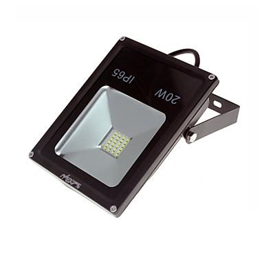 LED projektorok Hordozható Vízálló Dekoratív Kültéri világítás Hideg fehér AC 220-240V