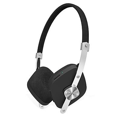 Beevo V6 A fülön Fejpánt Vezeték nélküli Fejhallgatók Dinamikus Műanyag Mobiltelefon Fülhallgató Zajszűrő Mikrofonnal Fejhallgató