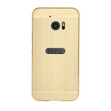 Mert HTC tok Galvanizálás Case Hátlap Case Egyszínű Kemény Akril HTC HTC Desire 826 / HTC Desire 626 / HTC A9 / Other
