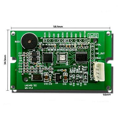 RFID kártyaolvasó modul / rc522 soros / olvasó IC-kártya indukciós felismerés / alacsony / rf Development Board