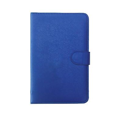 케이스 제품 전체 바디 케이스 키보드가있는 타블렛 케이스 솔리드 하드 PU 가죽 용