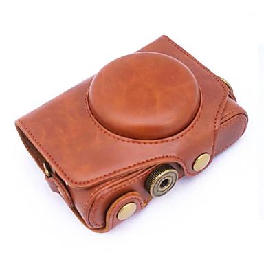dengpin® pu bőrből készült tok táska fedele Canon PowerShot sx720 hs sx720 (vegyes színek)