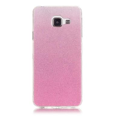 Mert Samsung Galaxy tok Other Case Hátlap Case Színátmenet Puha TPU Samsung A5(2016) / A3(2016)