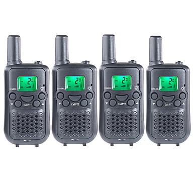 T899462C2P 워키 토키 핸드헬드 배터리 충전 알림 소리 암호화 CTCSS/CDCSS 백라이트 LCD 스캔 모니터링(감시) 3KM-5KM 3KM-5KM 22 AAA 0.5W 워키 토키 양방향 라디오