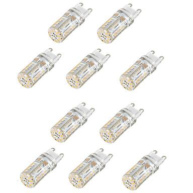2W G9 LED betűzős izzók T 58 led SMD 3014 Vízálló Dekoratív Meleg fehér Hideg fehér Természetes fehér 165lm 3000-6000K AC 220-240 AC