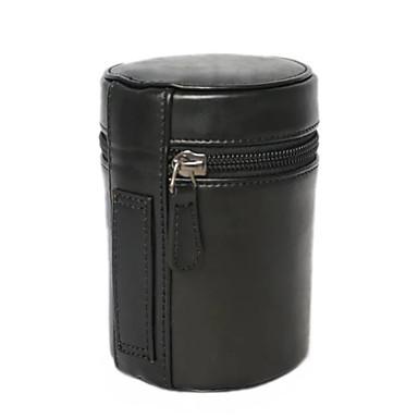 m futerał na obiektyw kamery dla wszystkich obiektyw Nikon Sony Olympus PENTAX kanonicznego ... (czarny / brązowy / kawy)