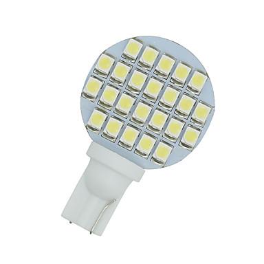 10 x koel wit t10 wedge 24 smd rv landschapsarchitectuur LED-lampen W5W 921 168 194