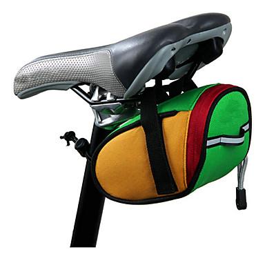 XIE SHENG® 자전거 가방 1L자전거 새들 백 빠른 드라이 / 착용할 수 있는 싸이클 가방 폴리에스터 싸이클 백 사이클링 21*9*9