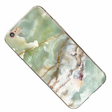 Plus 05276012 Custodia retro 7 disegno iPhone iPhone 8 X Per iPhone marmo Per 8 X Morbido Apple iPhone Fantasia Effetto iPhone 8 iPhone per TPU SwP1Sqr