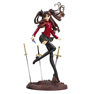 Anime Akciófigurák Ihlette Fate/Stay Night Szerepjáték PVC 15 CM Modell játékok Doll Toy