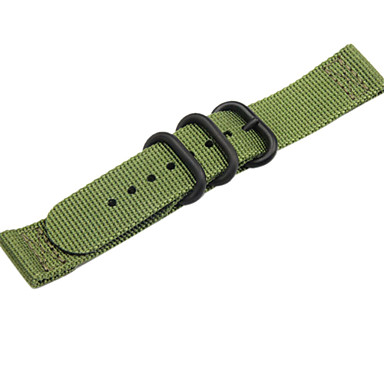 voordelige Horlogebandjes voor Samsung-Horlogeband voor Gear S2 Classic Samsung Galaxy Sportband Stof / Nylon Polsband