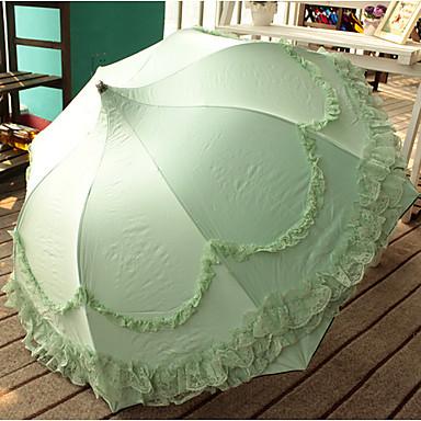 Összecsukható esernyő textil Nő