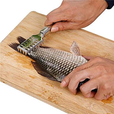 Stainless Steel Cutter & Slicer Creative Kitchen Gadget Kitchen Utensils Tools Fish