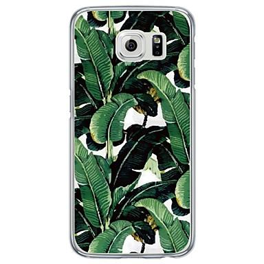 케이스 제품 Samsung Galaxy Samsung Galaxy S7 Edge 울트라 씬 반투명 뒷면 커버 타일 소프트 TPU 용 S7 edge S7 S6 edge plus S6 edge S6 S5 S4