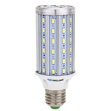 Brelong e14 / e27 / b22 led corn világítás 72 smd 5730 450-500 lm meleg fehér hűvös fehér ac 85-265 v 1 db