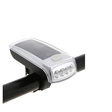 Fietsverlichting veiligheidslichten Koplamp fiets LED - Wielrennen Oplaadbaar LED Lamp Overige Lumens Op zonne-energie USB Fietsen