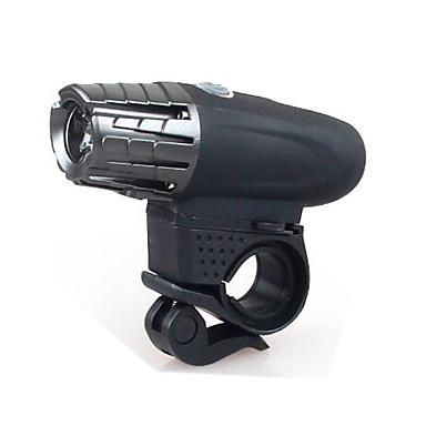 자전거 라이트 자전거 전조등 LED - 싸이클링 충전식 방수 무선 휴대성 나이트 비젼 작은 사이즈 리튬 배터리 200 루멘 USB 차가운 화이트 사이클링