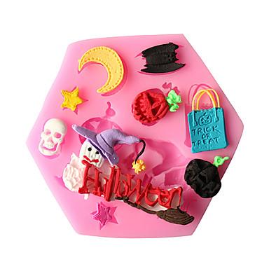 1 Sütés Nem tapad / Környezetkímélő / Barkács (DIY) / Sütés eszköz / 3D / Jó minőségJég / Kenyér / Torta / Keksz / Cupcake / Palacsinta /