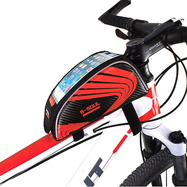 Váztáska Vízálló / Ütésálló / Viselhető / Többfunkciós Kerékpározás Oxford / PVC / 600 D poliészter Zöld / Piros / Kék BsouL
