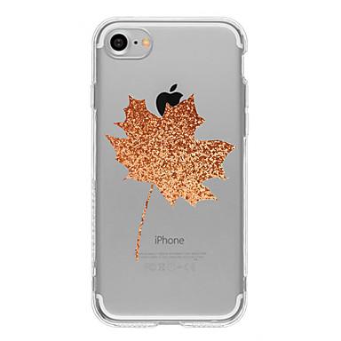 Mert iPhone 7 tok / iPhone 7 Plus tok / iPhone 6 tok Minta Case Hátlap Case Látvány Puha TPU AppleiPhone 7 Plus / iPhone 7 / iPhone 6s