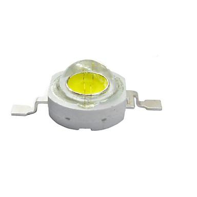 1w 주도 램프 비즈 (작업 voltage3.0-3.4의 V 발광 효율 120 LM / w) (10) 판매를위한 포장
