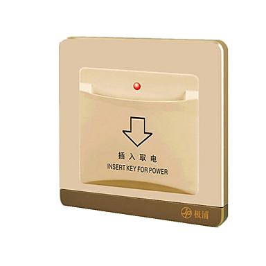 참고 jp86 - 어떤 사과 골드 카드 전기 switchany 카드 지연 전기 스위치