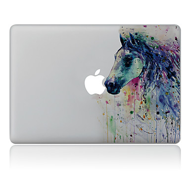 1개 스킨 스티커 용 스크래치 방지 유화 패턴 PVC MacBook Pro 15'' with Retina MacBook Pro 15'' MacBook Pro 13'' with Retina MacBook Pro 13'' MacBook Air