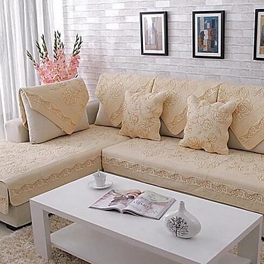 1 db Pamut kanapé párna,Virágos Retro