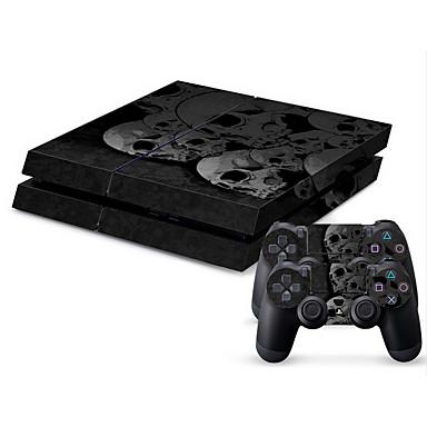 B-SKIN מדבקה עבור PS4 ,  מדבקה PVC 1 pcs יחידה