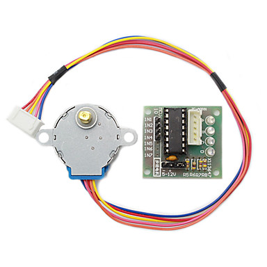 5V Stepper Motor 28Byj-48 With Drive Test Module Board Uln2003 5 Line 4 Phase