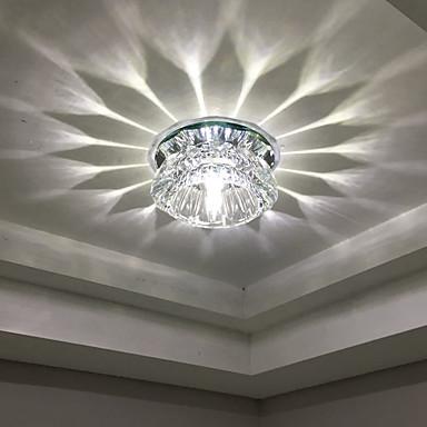 Plafondlampen Kristal Led Ministijl Lamp Inbegrepen 1