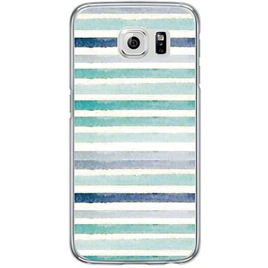 케이스 제품 Samsung Galaxy S7 edge S7 울트라 씬 반투명 뒷면 커버 타일 소프트 TPU 용 S7 edge S7 S6 edge plus S6 edge S6 S5 S4