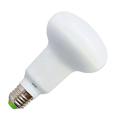 9W E26/E27 LED 글로브 전구 R63 18 SMD 5730 820 lm 따뜻한 화이트 / 차가운 화이트 장식 V 1개
