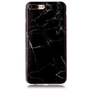 케이스 제품 Apple 아이폰5케이스 iPhone 6 iPhone 7 IMD 뒷면 커버 마블 소프트 TPU 용 iPhone 7 Plus iPhone 7 iPhone 6s Plus iPhone 6s iPhone 6 Plus iPhone 6