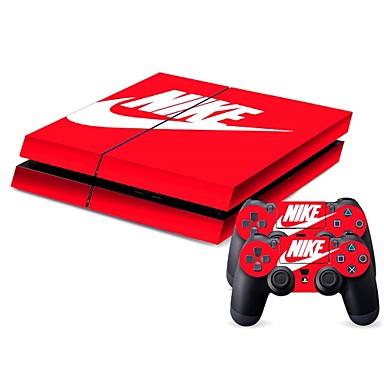 ieftine Accesorii PS4-B-SKIN PS4 Genți, Cutii și Folii Pentru PS4 . Novelty Genți, Cutii și Folii PVC unitate