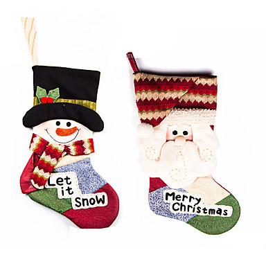 1db mikulás karácsonyi ajándékcsomagot karácsonyi ajándék karácsonyi ajándék (véletlenszerű szín)