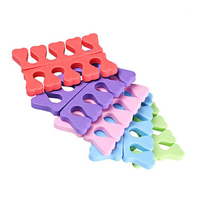 nail essential sponge toe device color random