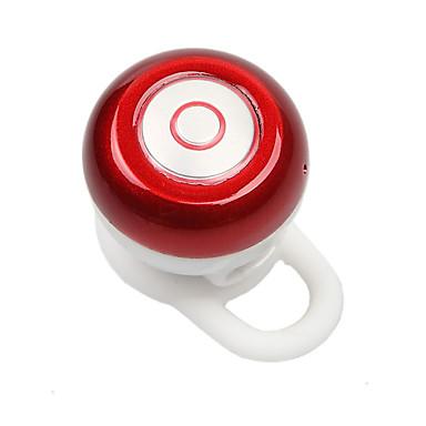 EARBUD Bezprzewodowy/a Słuchawki Plastikowy Jazdy Słuchawka Mini z mikrofonem Zestaw słuchawkowy