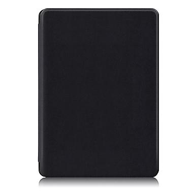 tok Για Πλήρης Θήκη Θήκες για Tablets Συμπαγές Χρώμα Σκληρή PU δέρμα για