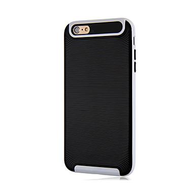 iphone 7 mais genuína verus fundamental pára-choques caso da tampa do híbrido para Apple iPhone 6s 6 mais