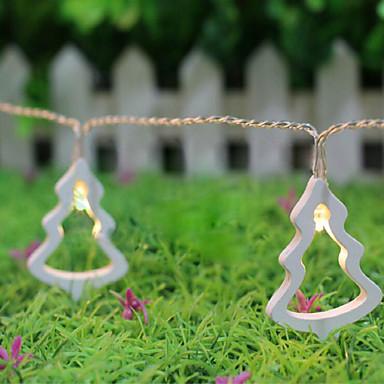 LED 조명 시리즈 유럽 및 소모품 나무 크리스마스 트리 라이트 (10) 램프 홀더를 반짝 주도