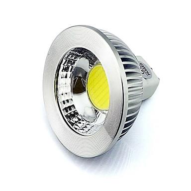 300 lm GU5.3(MR16) LED 스팟 조명 MR16 1 LED가 COB 장식 따뜻한 화이트 차가운 화이트 AC 85-265V