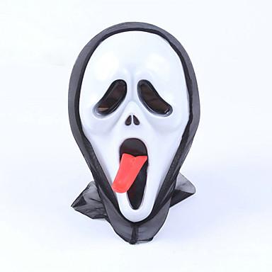 1 개 할로윈 의상 파티 마스크 발가락 상자 장식