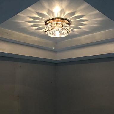 Mennyezeti izzók Meleg fehér Hideg fehér Kristály LED Mini stílus Izzót tartalmaz 1 db.