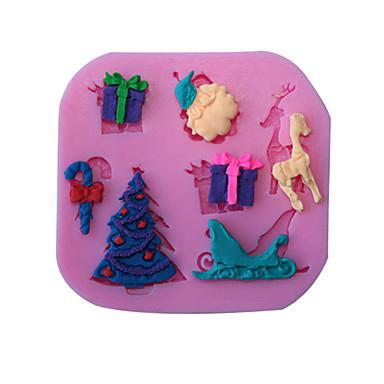 1 σιλικόνη ψήσιμο Mold για κέικ / για Cookie / για Cupcake / για Pie / για Pizza / Other / για Ice / για Σοκολάτα / για ΨωμίΥψηλή