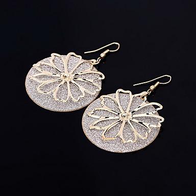 Damskie Kolczyki wiszące Biżuteria minimalistyczny styl Europejski Stop Biżuteria Ślub Impreza Codzienny Casual