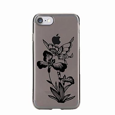 Για Με σχέδια tok Πίσω Κάλυμμα tok Πεταλούδα Μαλακή TPU για AppleiPhone 7 Plus / iPhone 7 / iPhone 6s Plus/6 Plus / iPhone 6s/6 / iPhone