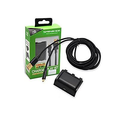 TY*-689 USB Baterie i ładowarki / Kable oraz Adaptery Na Xbox One Akumulator Baterie i ładowarki / Kable oraz Adaptery ABS jednostka 300